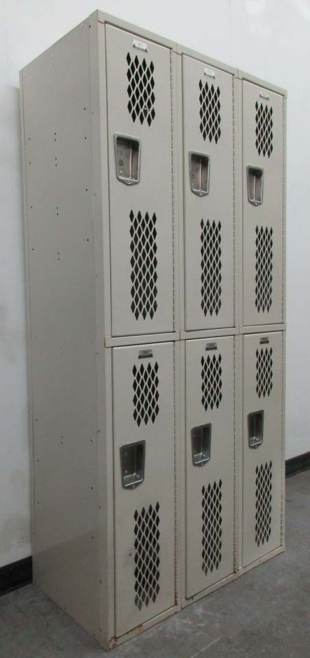 Used Heavy Duty Athletic Lockers