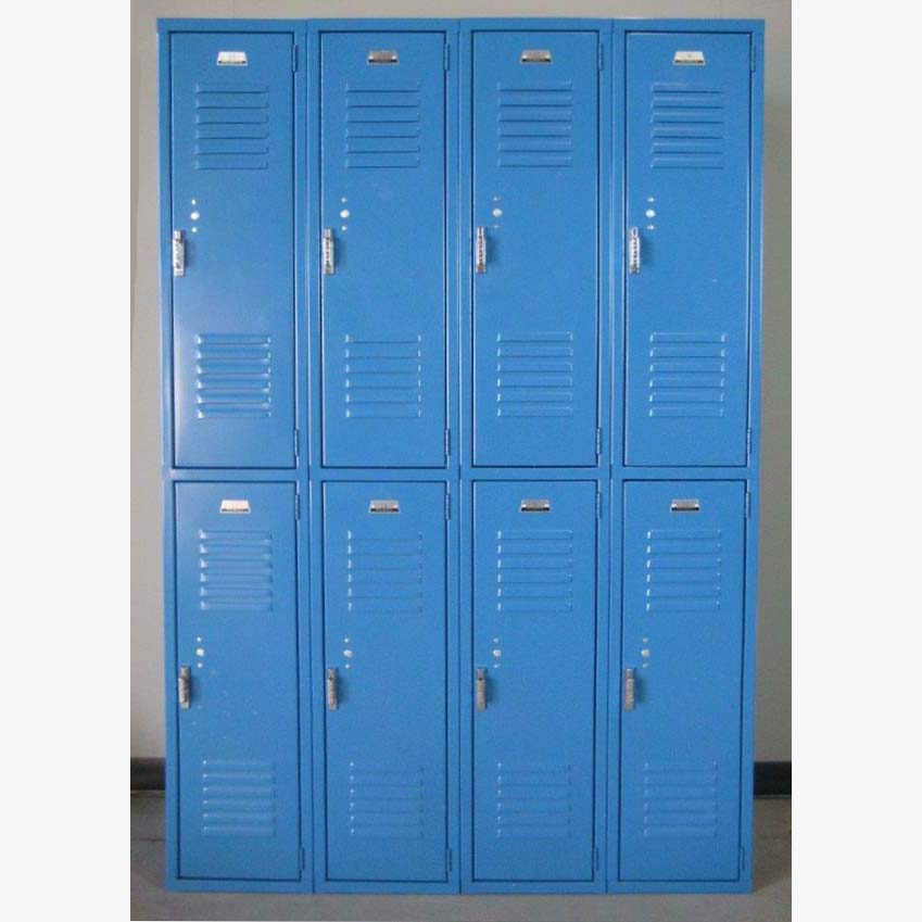 Blue 2-Tier Penco school Lockerimage 2 image 2