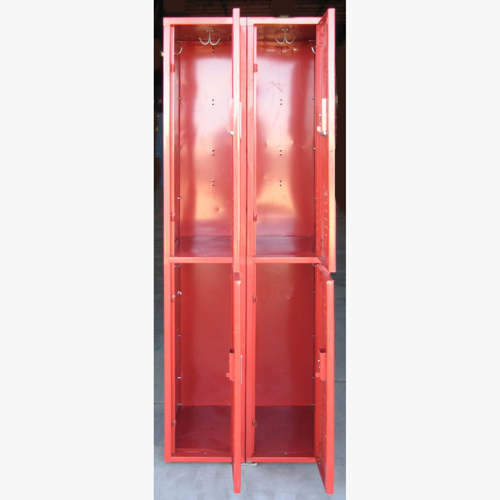Double Tier Used School Lockersimage 2 image 2