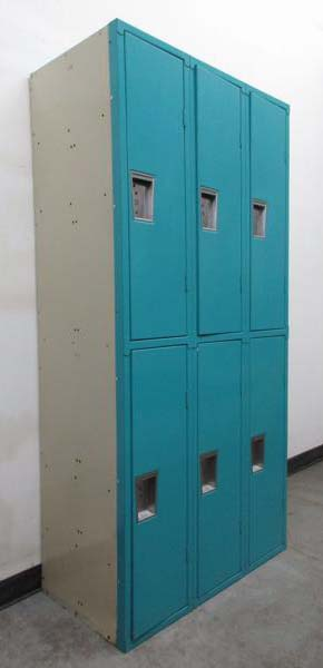 Double Stack Student Locker