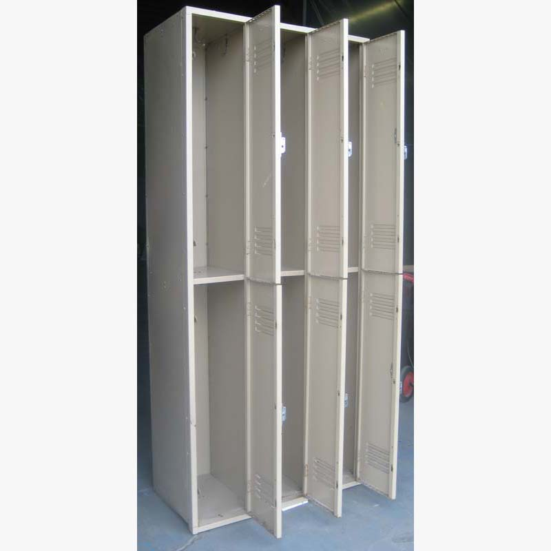 Metal Double Lockers - Extra Tallimage 2 image 2