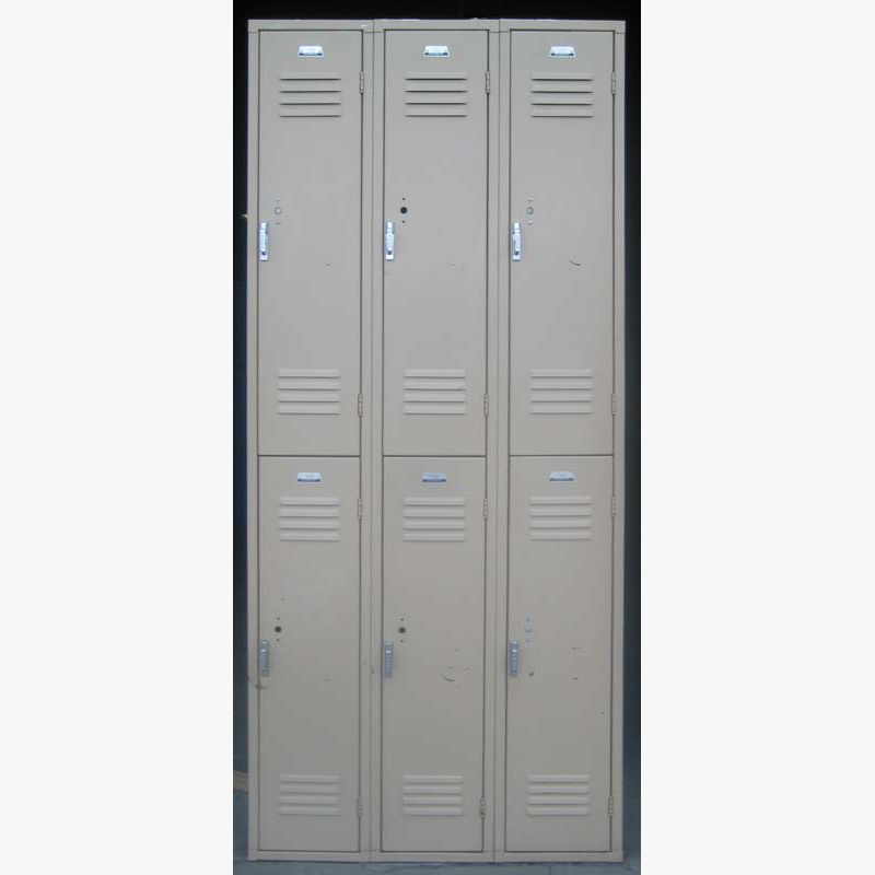 Metal Double Lockers - Extra Tallimage 3 image 3