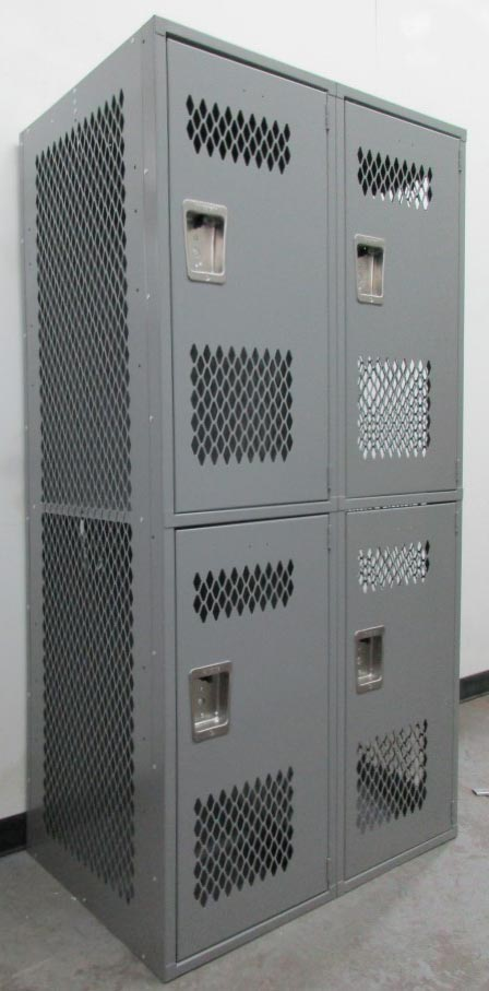 Heavy Duty Locker Room Lockers