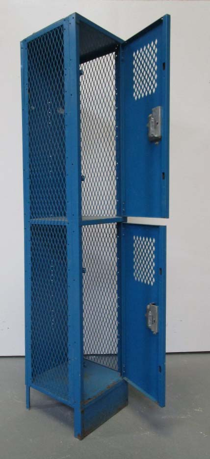 Heavy Duty Ventilated Lyon Lockers