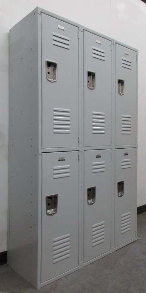 Used Steel Locker