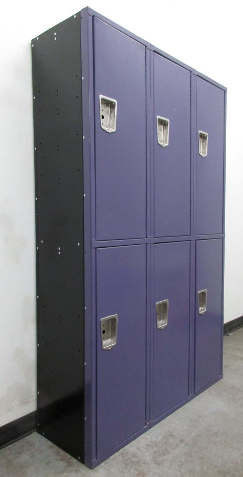 Large 2-Tier Lockers