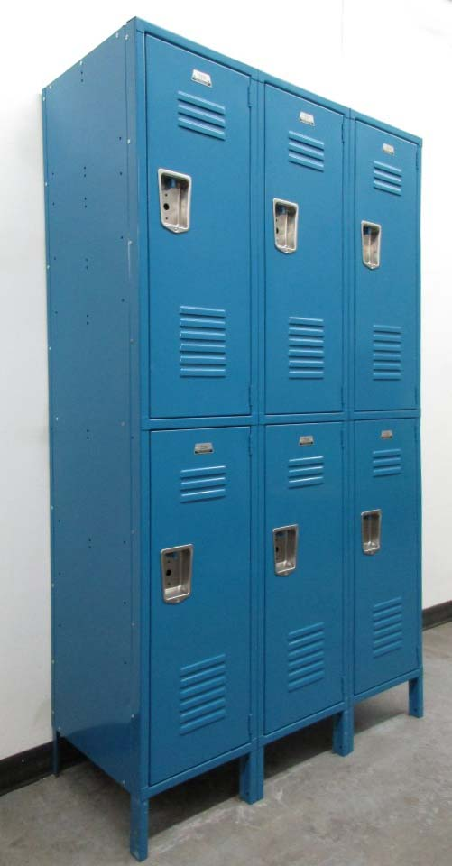 Used Employee Lockers For Sale