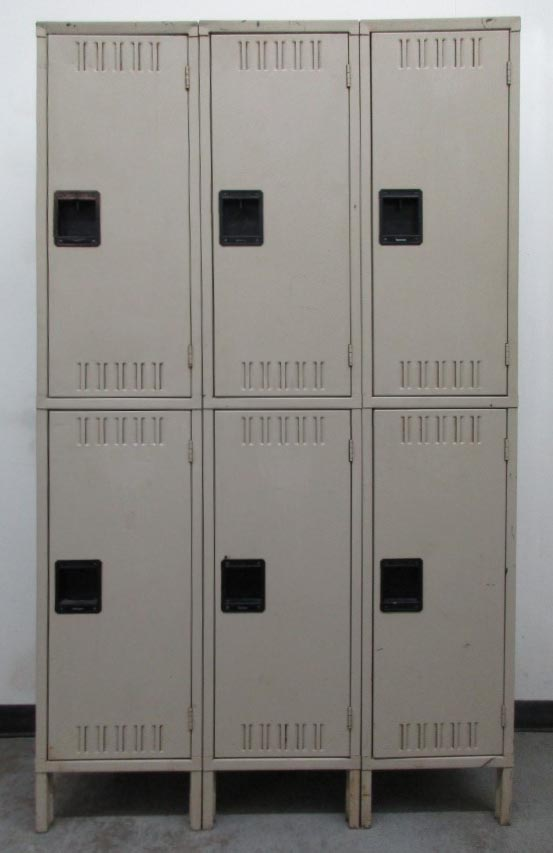 Large Two Tier Lockersimage 2 image 2