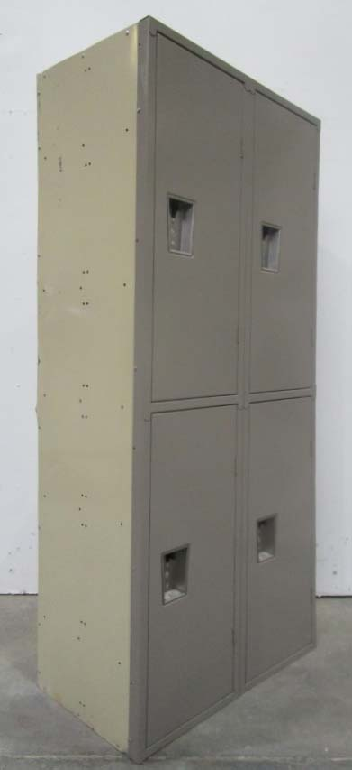 Large Metal Storage Lockers