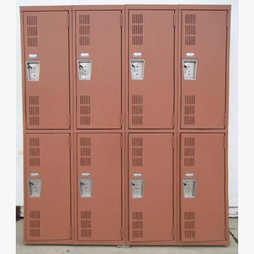 Ventilated Gym Lockers