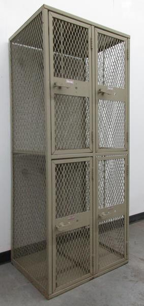 Garden Storage Lockers