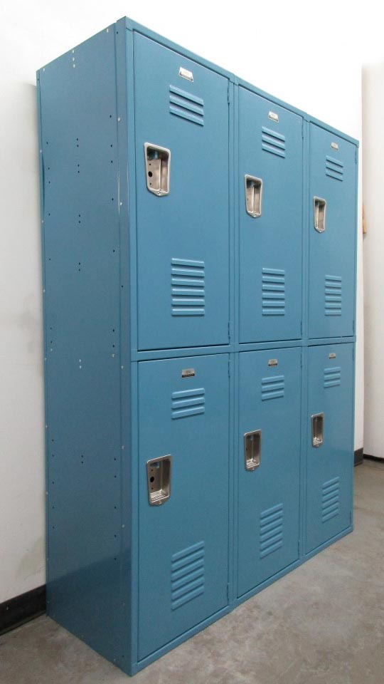 Extra Large Double Tier Lockers