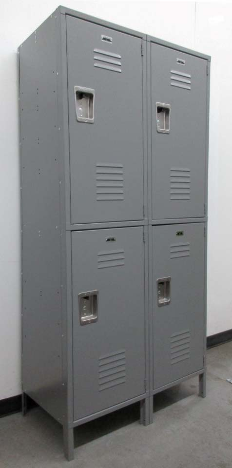 Warehouse Storage Lockers