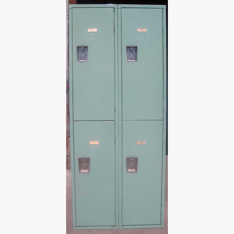 Double Tier Penco School Lockersimage 2 image 2