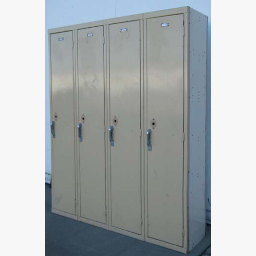 Used Storage Lockers