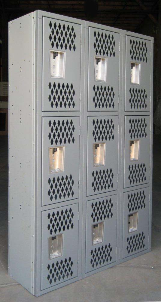 Staff Room Lockers