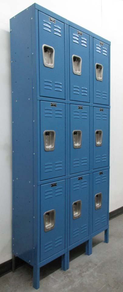 Brand New Hallowell Lockers