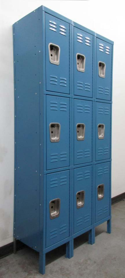 Commercial Warehouse Lockers