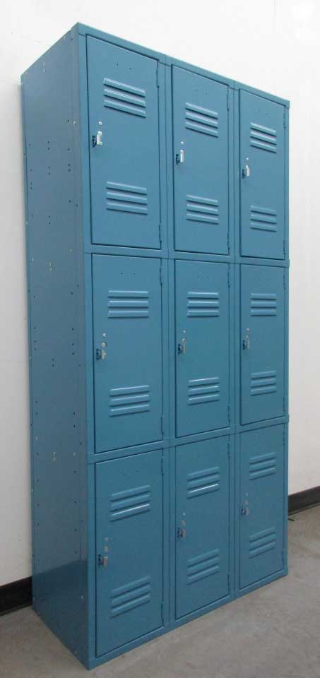Staff WorkArea Lockers