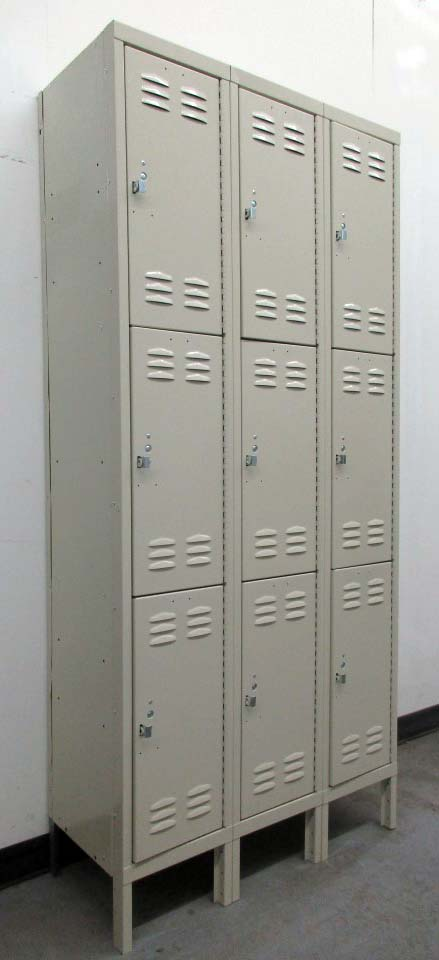 Workplace Lockers
