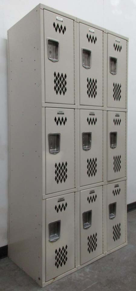 Heavy Duty Sports Lockers