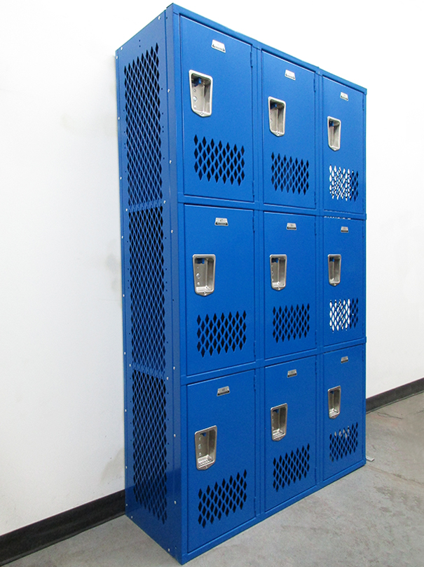 3 Tier Locker