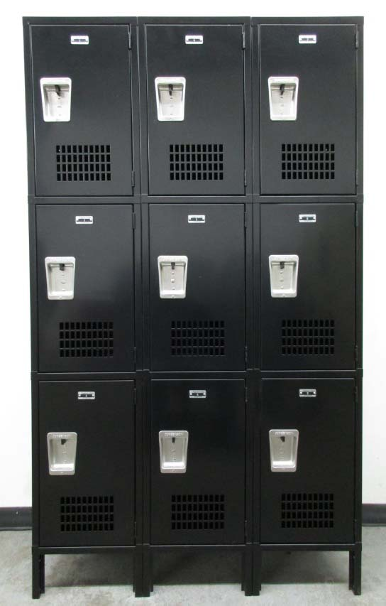 Ventilated Locker Room Lockerimage 2 image 2