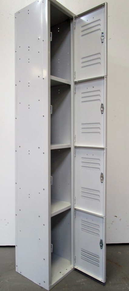 Used Metal Box Lockersimage 2 image 2