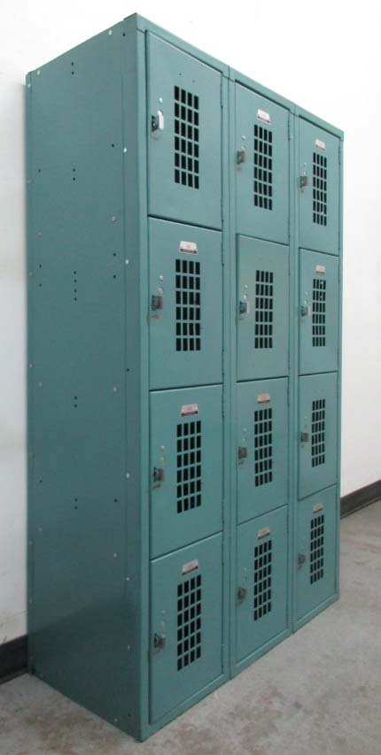 Metal Gym Lockers For Sale
