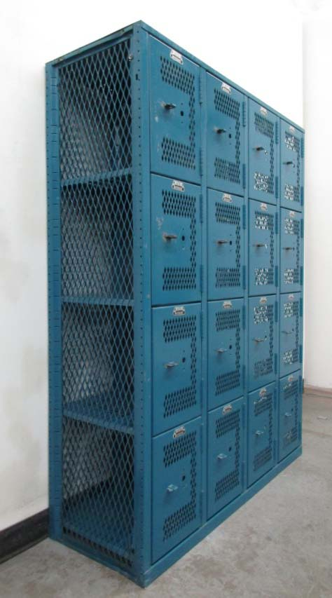 Heavy Duty Gym Locker