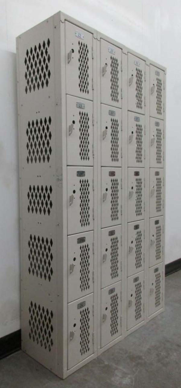 Strong Industrial Lockers