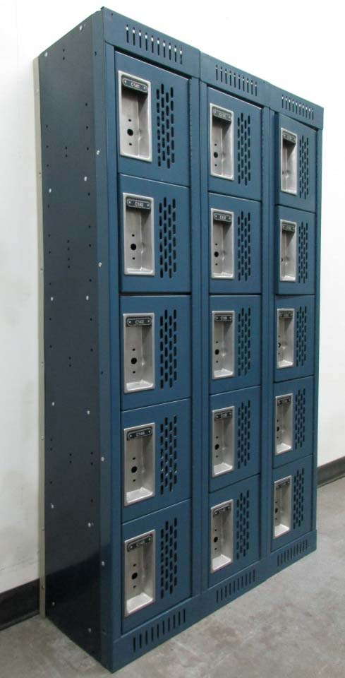 Vintage Box Lockers