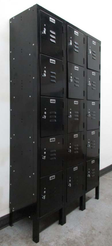 Lunch Room Lockers