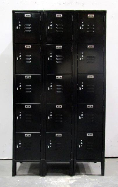 Refurbished Locker