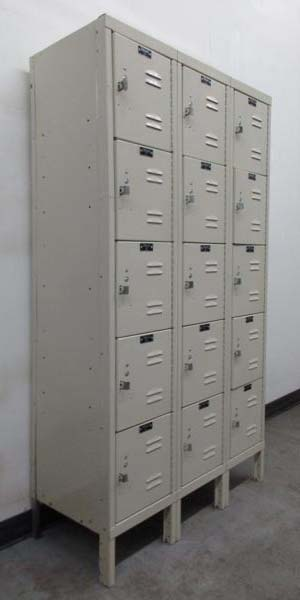 Break Room Box Lockers