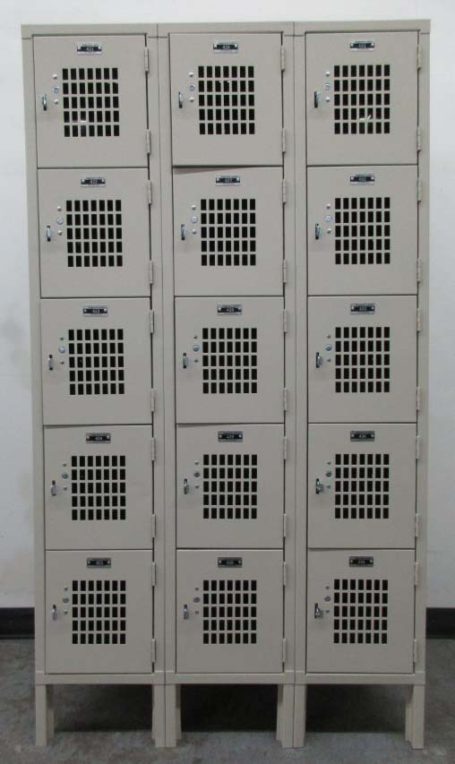 Visually Ventilated Box Lockersimage 2 image 2