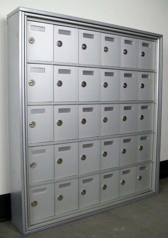 30 Compartment Cell Phone Lockers