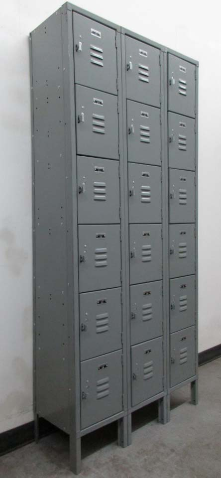Employee lockers for break rooms