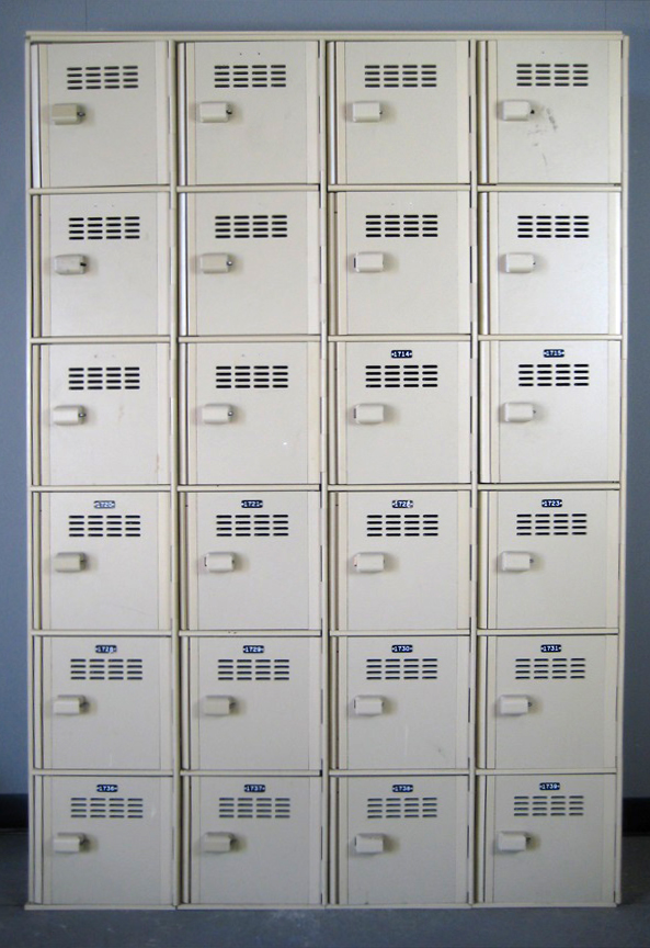Plastic Storage Lockerimage 2 image 2