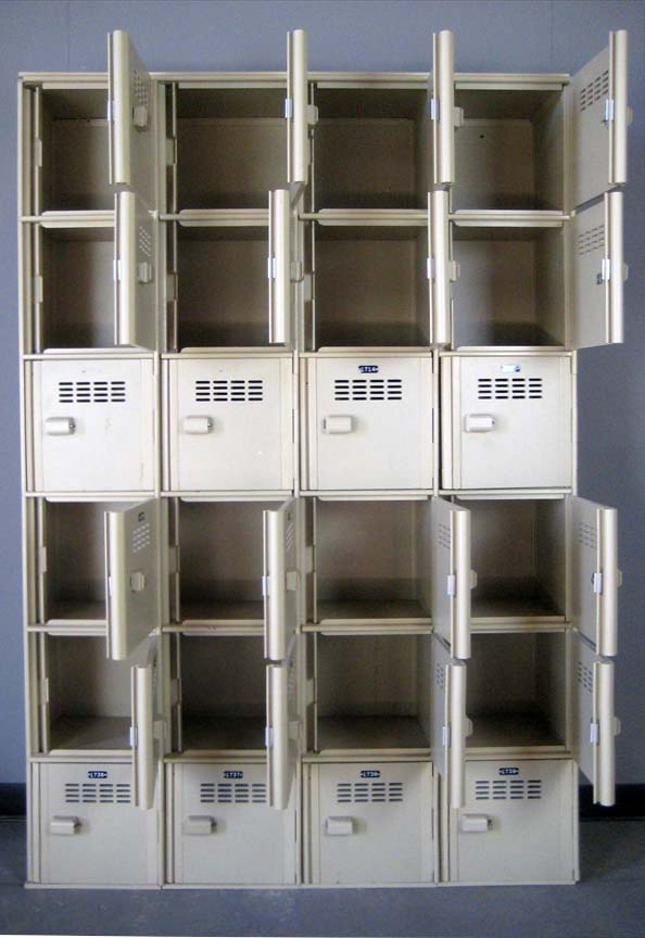 Plastic Storage Lockerimage 3 image 3