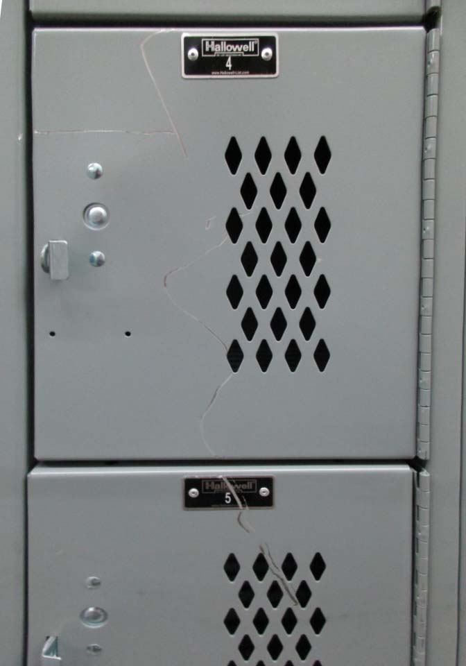 Heavy Duty All-Welded Box Lockersimage 4 image 4