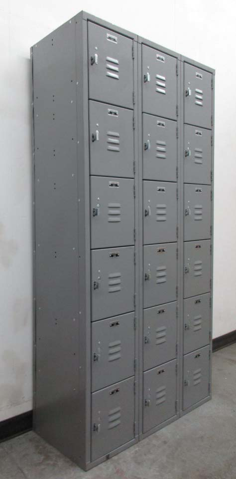 Employee Box Lockers
