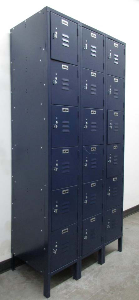 Second Hand Box Lockers