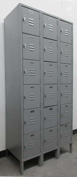 Employee Box Style Lockers