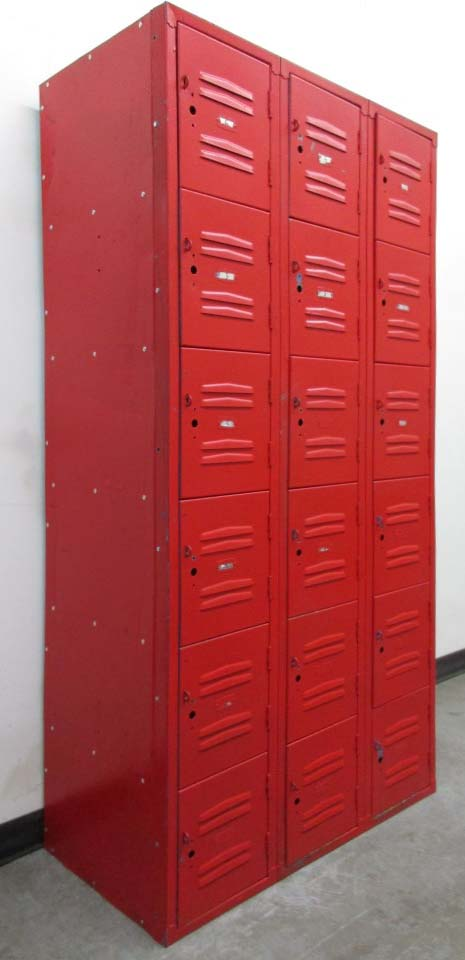 Refurbished Box Lockers