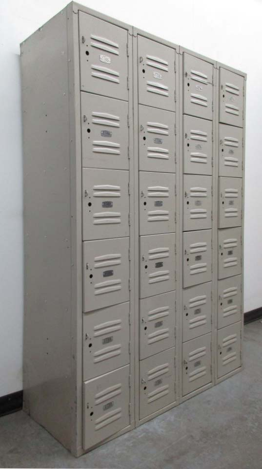 Box Style Lockers