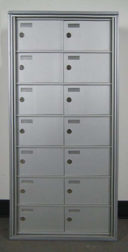 Surface Mount Cell Phone Lockers