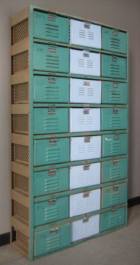 Mixed Basket Lockers