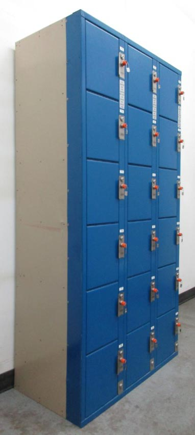 Coin Operated Locker