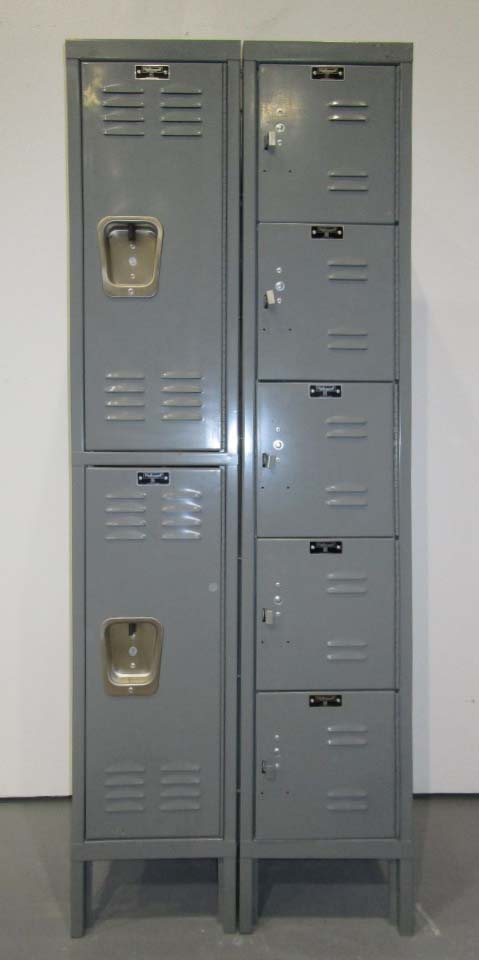Mixed Size Lockers
